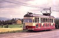 Trondheim Sporvei (1956–1971)