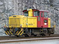 Shunting engines