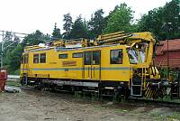 Maintenance rolling stocks
