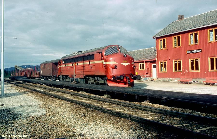 gamle nsb tog